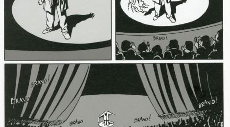 Marc-Antoine Mathieu instruit le procès du Tout-puissant