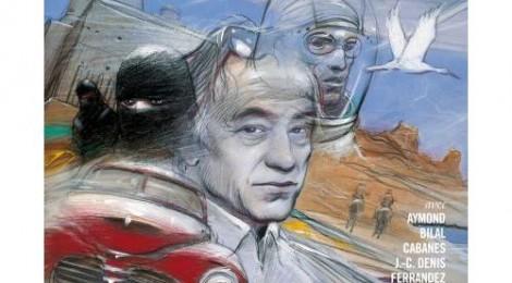 Pierre Christin, le père du journalisme en bande dessinée