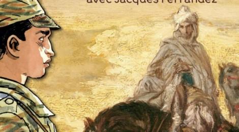 L'Algérie française dessinée par Jacques Ferrandez