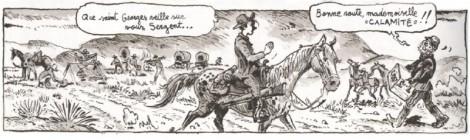 Calamity Jane, la reine des plaines