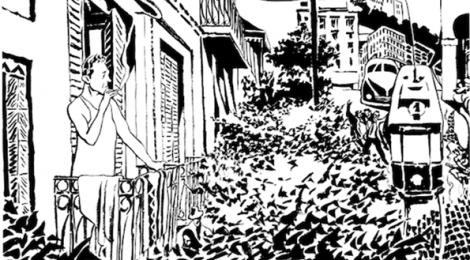 Muñoz-Camus, une tragédie absurde en noir et blanc