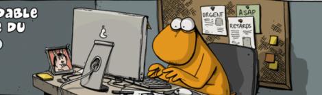 Le Burp, une mascotte de la blogosphère