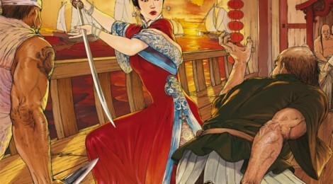 Shi Xiu, reine au long cours