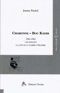 Charonne, couv