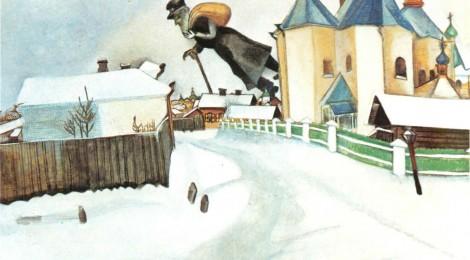 Marc Chagall, une fenêtre sur un autre monde