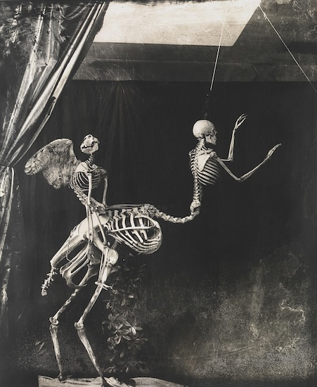 Witkin_P_J__Cupid_and_Centaur_in_the_museum_of_love_W
