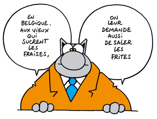 Chat rencontre belge