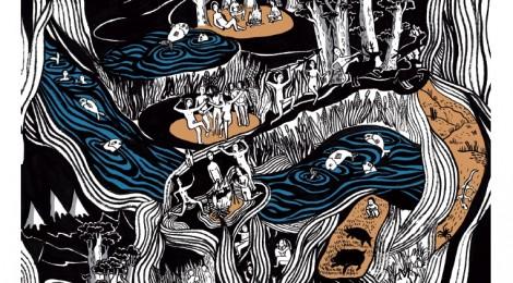 L'Odyssée des Origines racontée par Isabel Greenberg