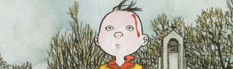 Baru, le porte-crayon des gosses de prolos, grand prix d'Angoulême