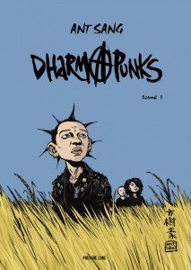 Couverture Dharma punks final OK