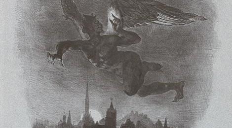 Fantastique, l'estampe visionnaire, de Goya à Redon.