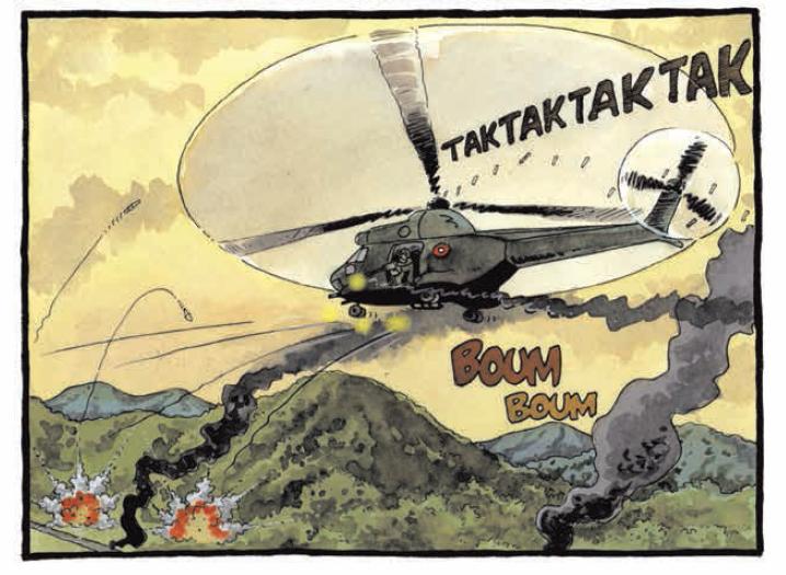 kassaibombardement