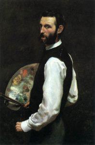 bazilleautoportrait