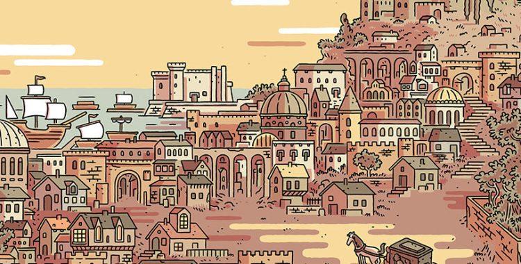Les petits papiers caravagesques d' Álvaro Ortiz