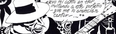 Entretien avec José Muñoz