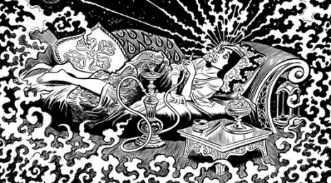 Habibi, un conte graphique à la croisée de tous les mythes