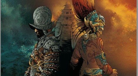 Conquistador, une aventure mexicaine