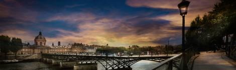 Visite guidée sur le Pont des Arts