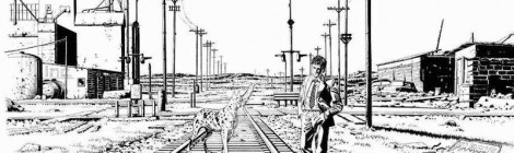 Quand Jirô Taniguchi dessine à la Rambo