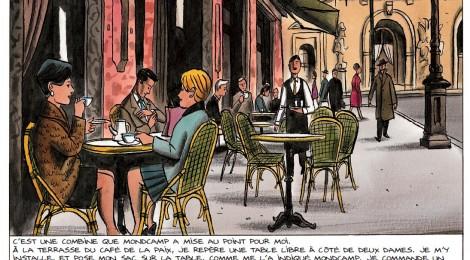 Vengeance à Montmartre