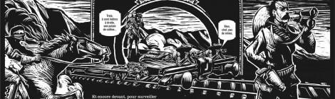 Pancho Villa à l'assaut de Zacatecas