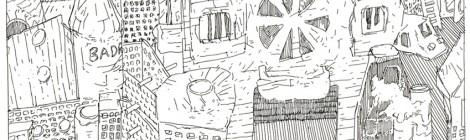 L'anarchitecte de FranDisco au secours de l'architectonique de Vasarely