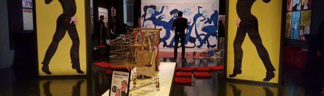 Typex invite Andy aux Rencontres du 9ème art d' Aix-en-Provence