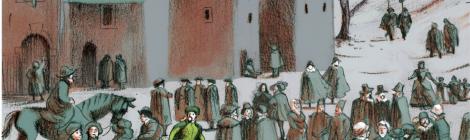 Bouvaert, l'irrésitible pastiche de la vie de Rubens